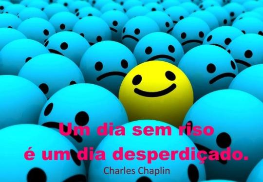 Citação - Charles Chaplin 2