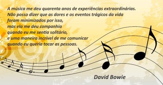 Citação - David Bowie
