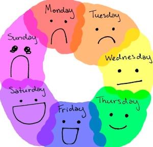 Dias da semana OK